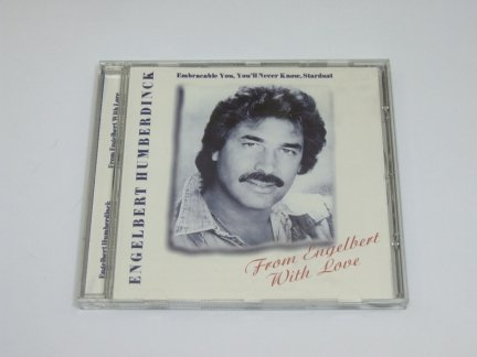 Engelbert Humberdinck - From Engelbert With Love (CD)