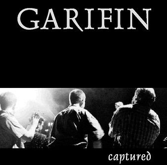 Garifin Captured (CD)