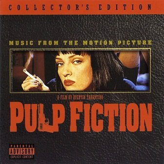 Pulp Fiction: Music From The Motion Picture (Collector's Edition) (CD)