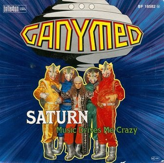 Ganymed - Saturn (7'')
