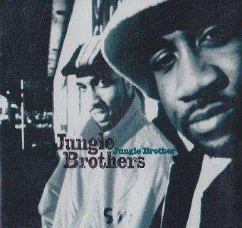 Jungle Brothers - Jungle Brother (Maxi-CD)