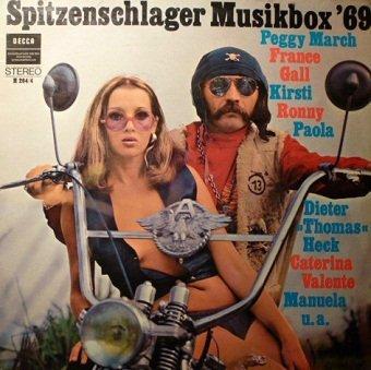 Spitzenschlager Musikbox '69 (LP)