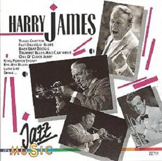 Harry James - Harry James (CD)