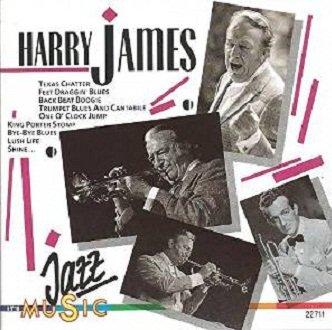 Harry James - Harry James (CD)