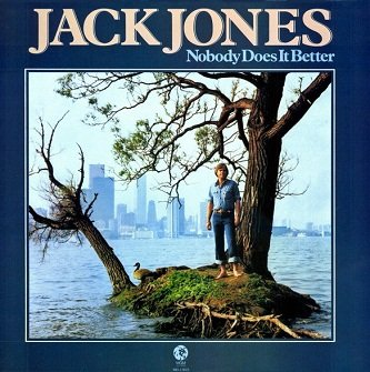 Jack Jones - Nobody Does It Better (LP)
