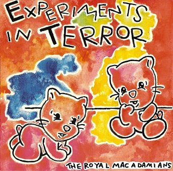 The Royal Macadamians - Experiments In Terror (CD)