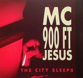 MC 900 Ft Jesus - The City Sleeps (Maxi-CD)