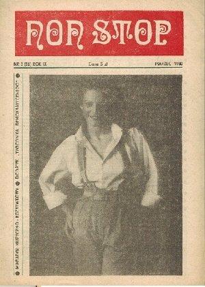 Non Stop 3 (92) Marzec 1980 Lenka Filipowa