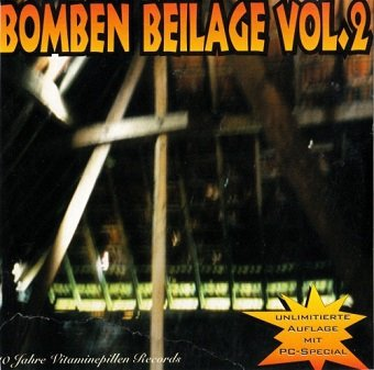 Bomben Beilage Vol. 2 (CD)