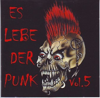 Es Lebe Der Punk Vol. V (CD)