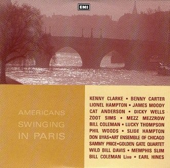 Americans Swinging In Paris (CD)