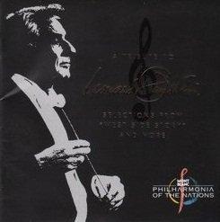 Montblanc Philharmonia Of The Nations - Justus, Frantz Daniel, Lipton - A Tribute To Leonard Bernstein (CD)