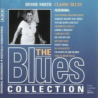 Bessie Smith - Classic Blues (CD)
