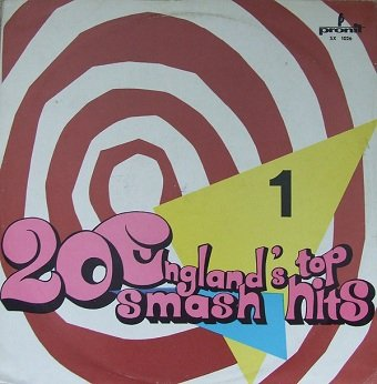 Alan Caddy Orchestra & Singers - England's Top 20 Smash Hits - 1 (LP)