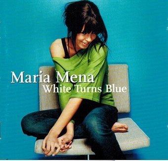 Maria Mena - White Turns Blue (CD)