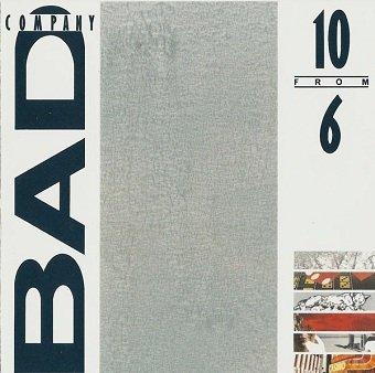 Bad Company - 10 From 6 (CD)