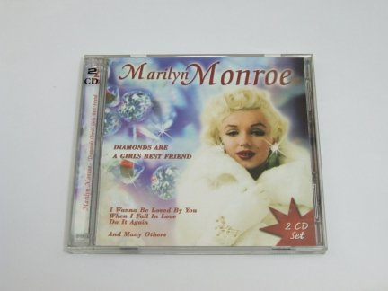 Marilyn Monroe - Diamonds Are A Girls Best Friend (2CD)