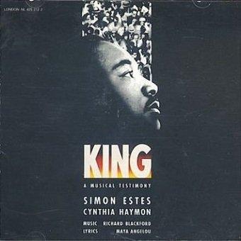 Simon Estes, Cynthia Haymon - King A Musical Testimony (CD)