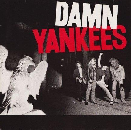 Damn Yankees - Damn Yankees (LP)