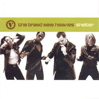 The Brand New Heavies - Shelter (CD)