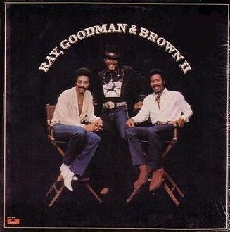 Ray, Goodman & Brown - Ray, Goodman & Brown II (LP)