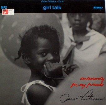 Oscar Peterson - Girl Talk (LP)