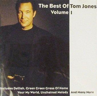 Tom Jones - The Best Of Tom Jones - Volume 1 (CD)