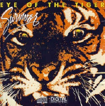 Survivor - Eye Of The Tiger (CD)