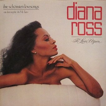 Diana Ross - To Love Again (LP)