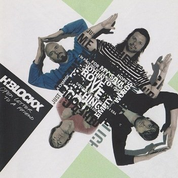 H-Blockx - Open Letter To A Friend (CD)