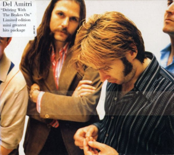 Del Amitri - Driving With The Brakes On (Maxi-CD)