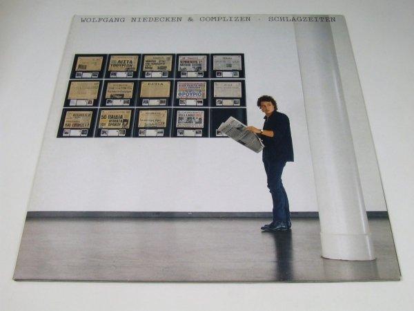 Wolfgang Niedecken & Complizen - Schlagzeiten (LP)