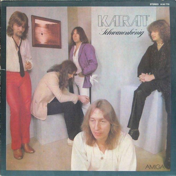 Karat - Schwanenkönig (LP)