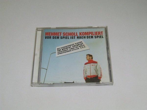 Mehmet Scholl Kompiliert - Vor Dem Spiel Ist Nach Dem Spiel (CD)