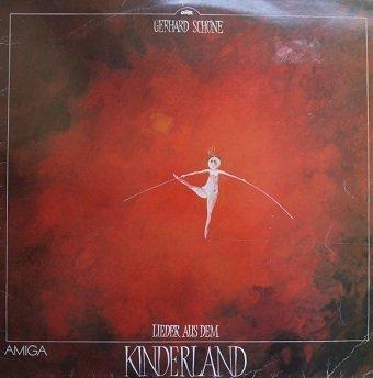 Gerhard Schöne - Lieder Aus Dem Kinderland (LP)