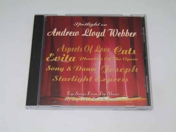 Spotlight On Andrew Lloyd Webber (CD)