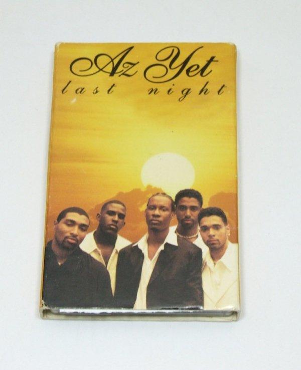 Az Yet - Last Night (Maxi-MC)