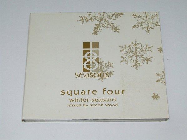 8 Seasons Presents Square Four: Winter-Seasons (CD)
