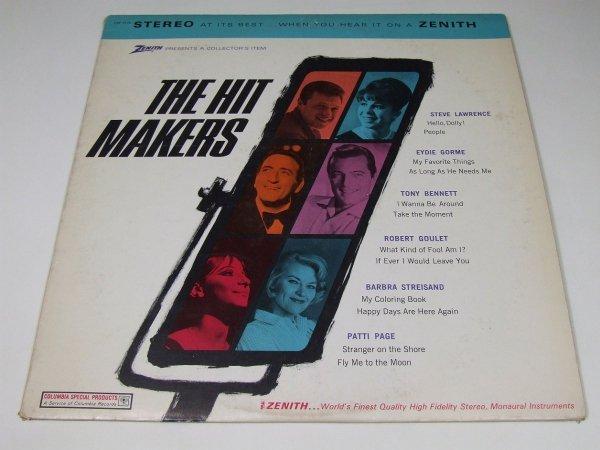 Zenith Presents The Hit Makers (LP)