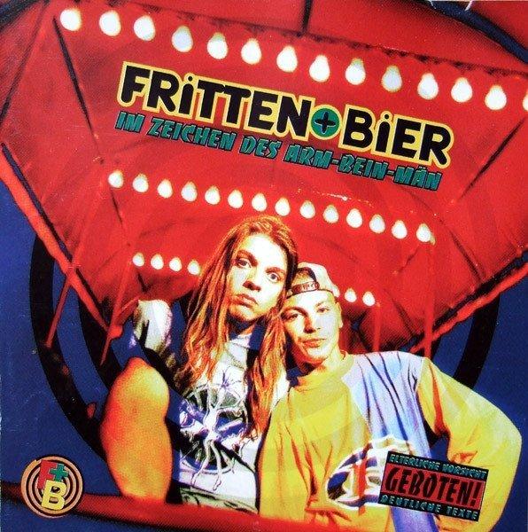 Fritten + Bier - Im Zeichen Des Arm-Bein-Män (CD)