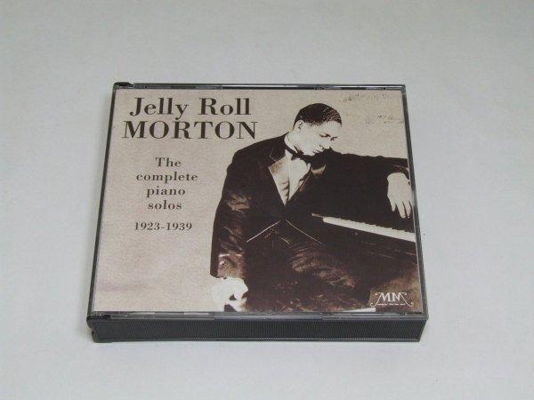 Jelly Roll Morton - The Complete Piano Solos 1923-1939 (2CD)
