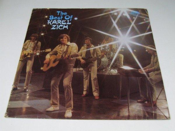 Karel Zich - The Best Of Karel Zich (LP)