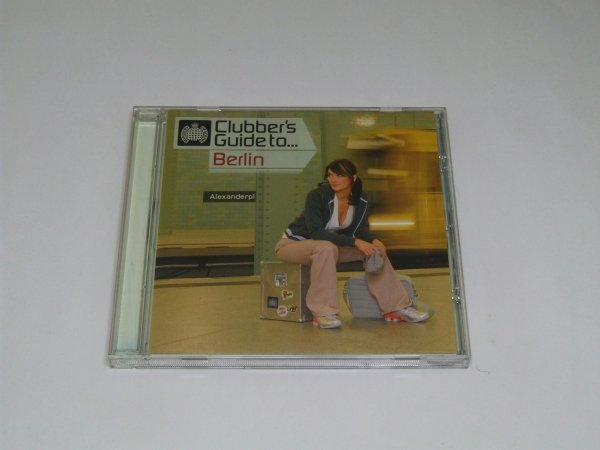 Clubber's Guide To... Berlin (CD)