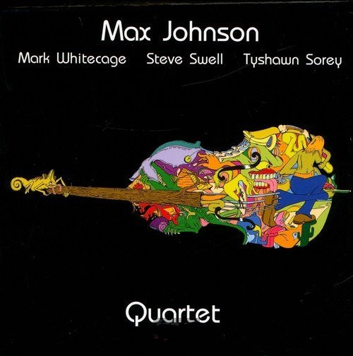 Max Johnson - Quartet (CD)