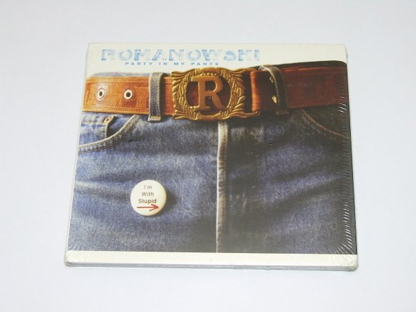 Romanowski - Party In My Pants (CD)