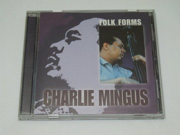 Charlie Mingus - Folk Forms (CD)