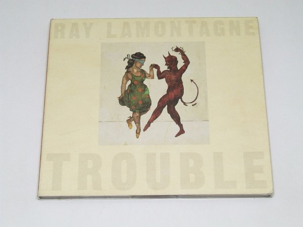 Ray Lamontagne - Trouble (CD)