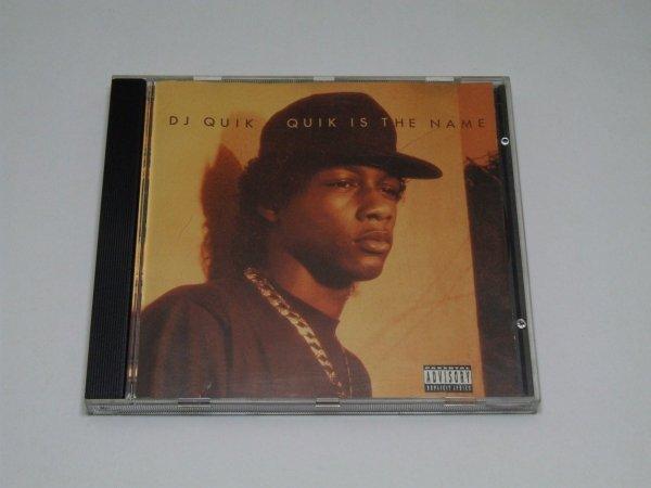 DJ Quik - Quik Is the Name (CD)