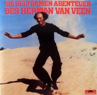 Herman Van Veen - Die Seltsamen Abenteuer Des Herman Van Veen (LP)