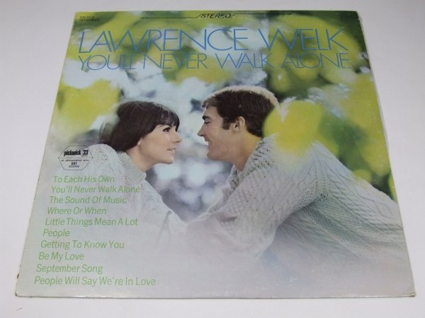 Lawrence Welk - You'll Never Walk Alone (LP)